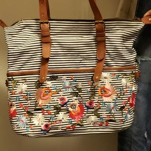 Luggage traveling duffle/tote